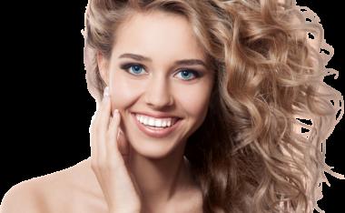 Piękny i zdrowy uśmiech