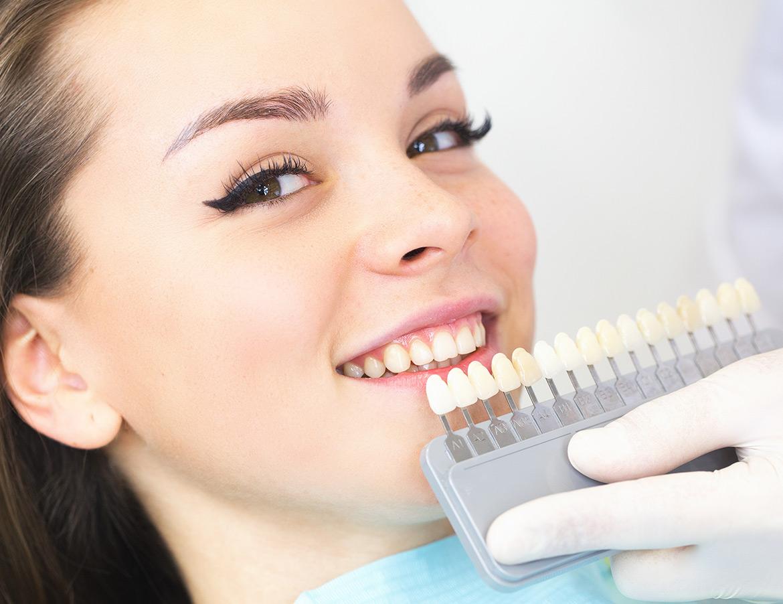 licówki stomatologiczne Wolsztyn